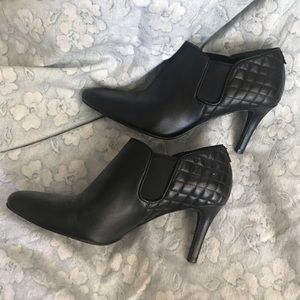 Cole Haan booties, size 8, worn once